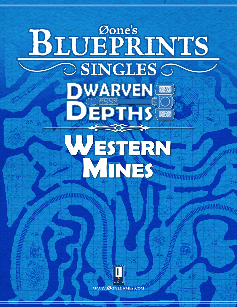 Ones blueprints dwarven stronghold 0one games ones blueprints dwarven depths western mines malvernweather Gallery