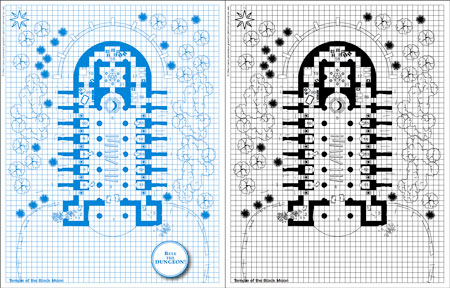 0one 39 s blueprints the ruined town temple farms and for Final fortress blueprints