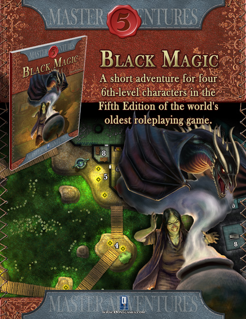 black magic games to play with friends